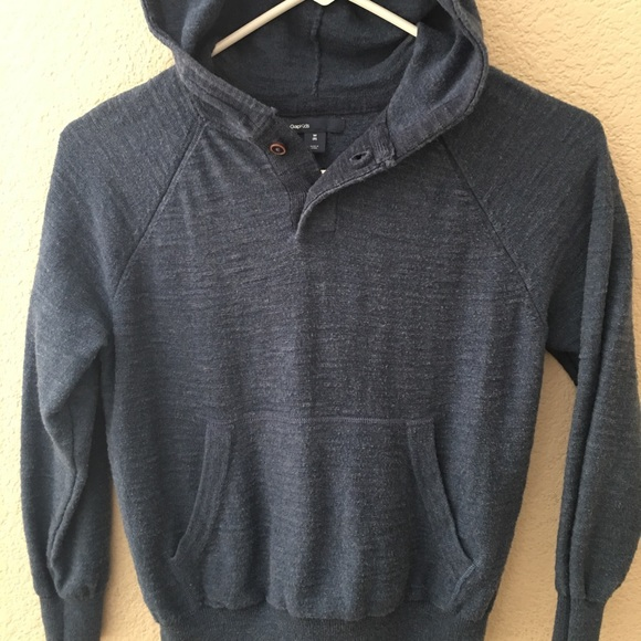 GAP - Boys Gap lightweight pullover sweater hoodie from Lori's ...